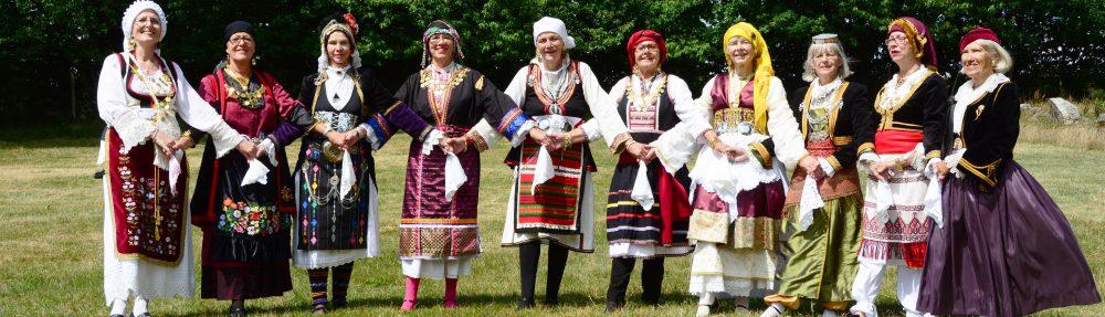 Grekisk dans för tanter